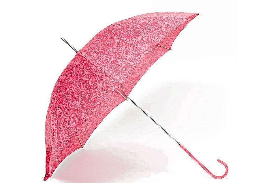 Fulton Eliza Umbrella In Rose Sketch