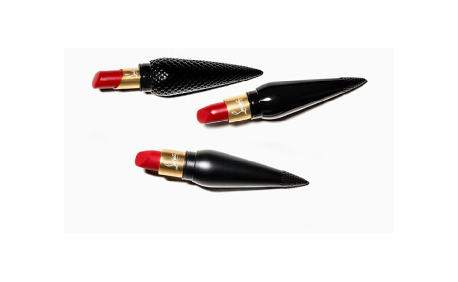 Christian Louboutin launches lipsticks