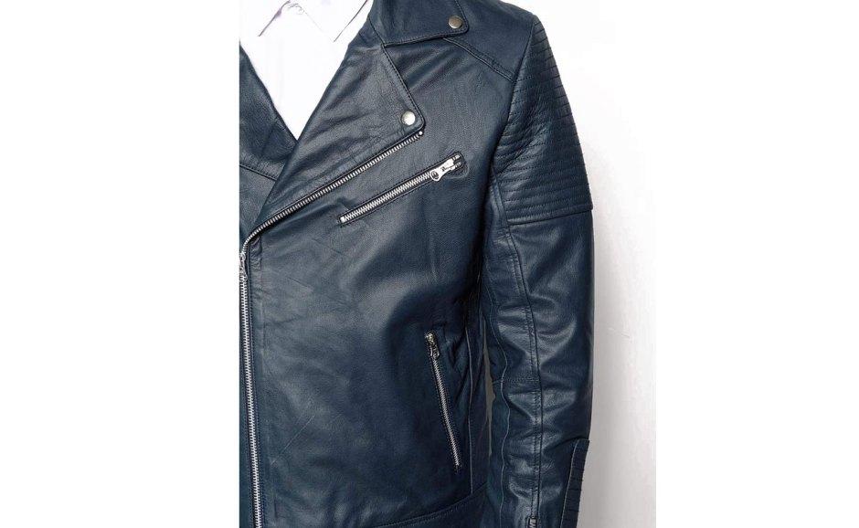 ASOS-Leather-Biker-Jacket-In-Blue