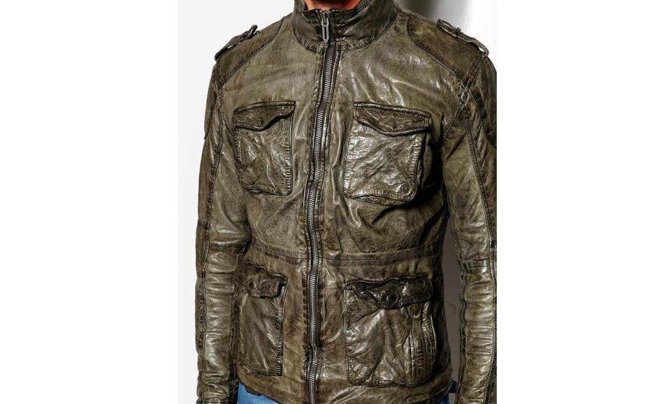 Pepe-Heritage-Leather-Jacket-Fortman-Slim-Fit-Biker-Vintage-Look-Black-Friday
