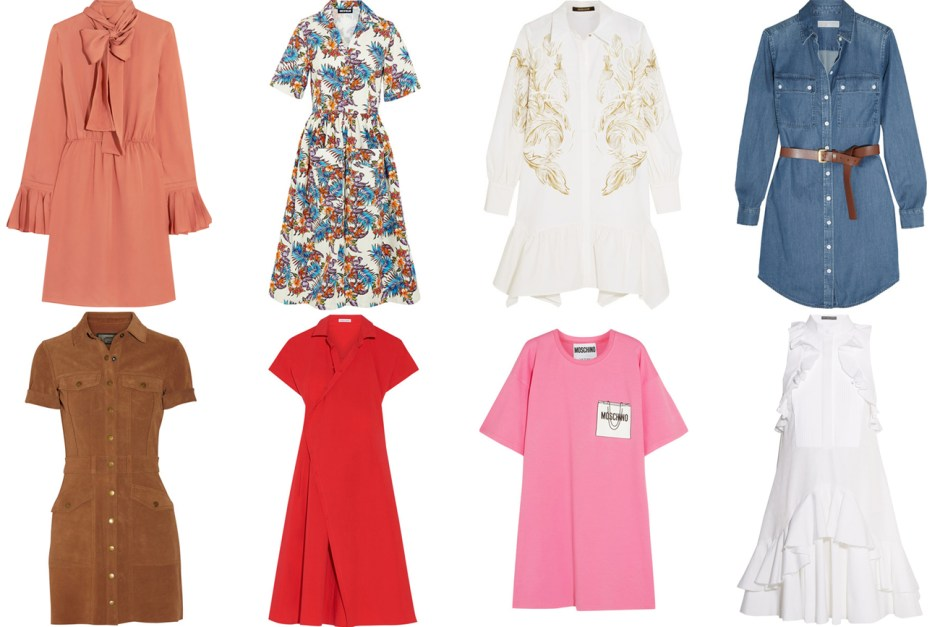 best shirt dresses