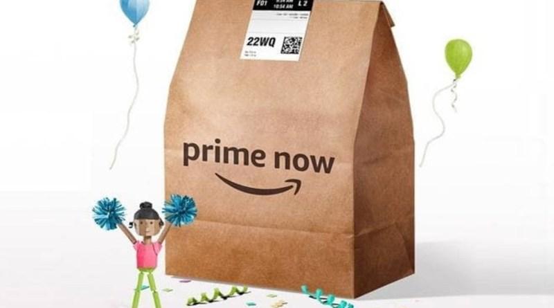 Amazon food delivery