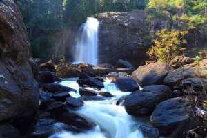 Soochipara Waterfalls