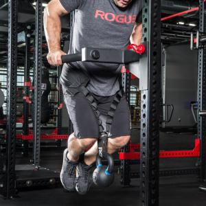 Belt chain weighted dips