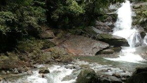 Meenvallam Waterfall