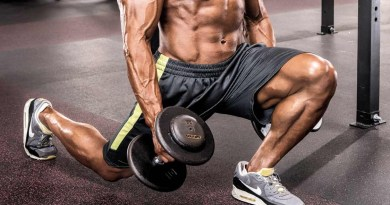 Top 10 Dips Exercises