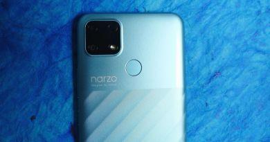 Realme Narzo 30A