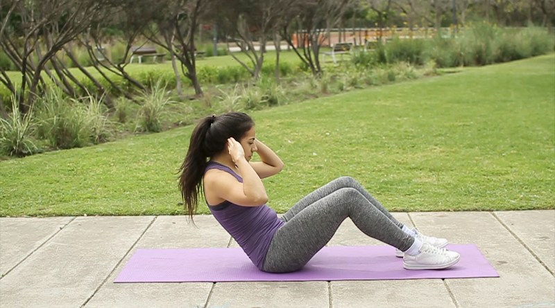 How To Do Sit-Ups Correctly
