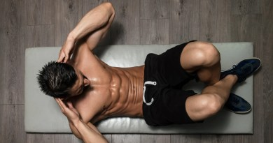 Sit-Up Exercise Variations To Get A Flat Tummy