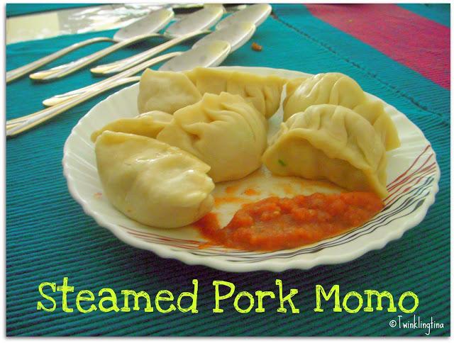 momo, dumpling, steamed momo, steamed dumpling, pork dumpling, pork momo