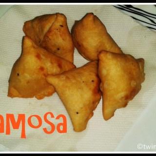 samosa, singara, potato samosa, indian snack