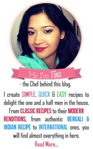 Tina Basu, About Tina Basu, Food Blogger, Indian food blogger, twinklingtinacooks