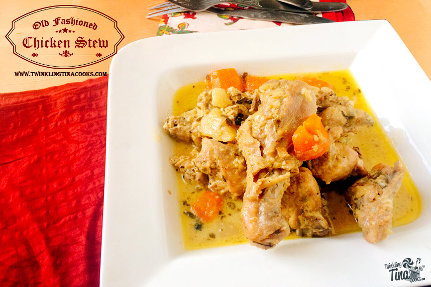 Old fashioned Chicken Stew