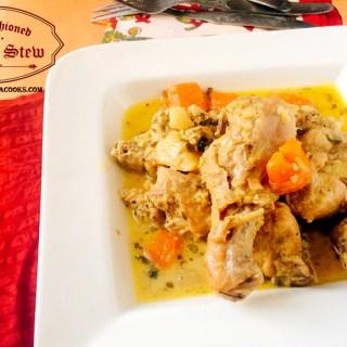 Old fashioned Chicken Stew