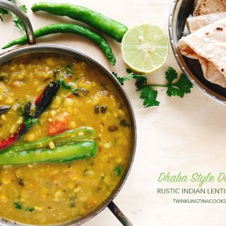 Dhaba Style Dal Fry Recipe | Dhaba Style Dal Recipe | Indian Lentil Recipe