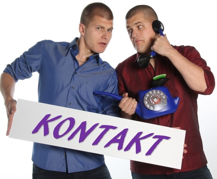 Schweizer Komiker Twinlikes