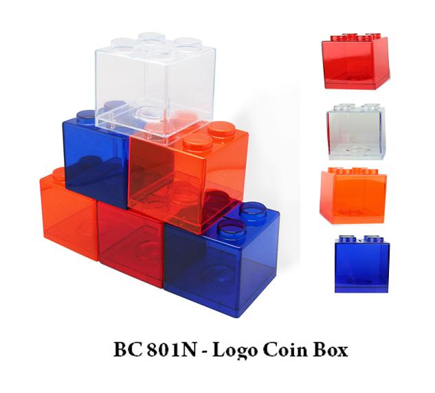 BC 801N – Logo Coin Box
