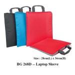 BG 268D -- Laptop Sleeve