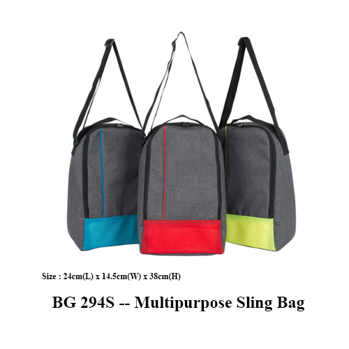 BG 294S — Multipurpose Sling Bag