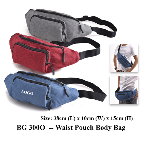 BG 300O — Waist Pouch Body Bag