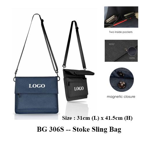 BG 306S — Stoke Sling Bag