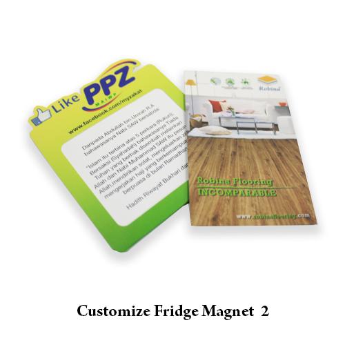 Customize Fridge Magnet 2