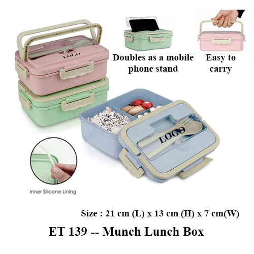ET 139 — Munch Lunch Box