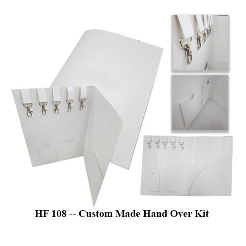 HF 108 — Custom Made Hand Over Kit