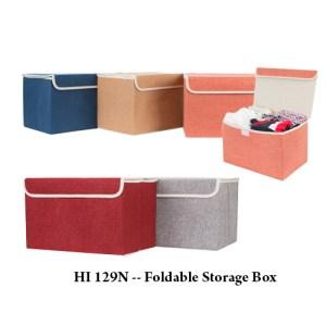 HI 129N -- Foldable Storage Box