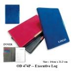 OD 474P -- Executive Log