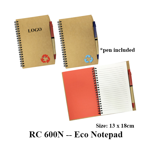 RC 600N — Eco Notepad