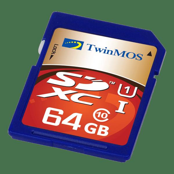 TwinMOS SDXC UHS-I CL10