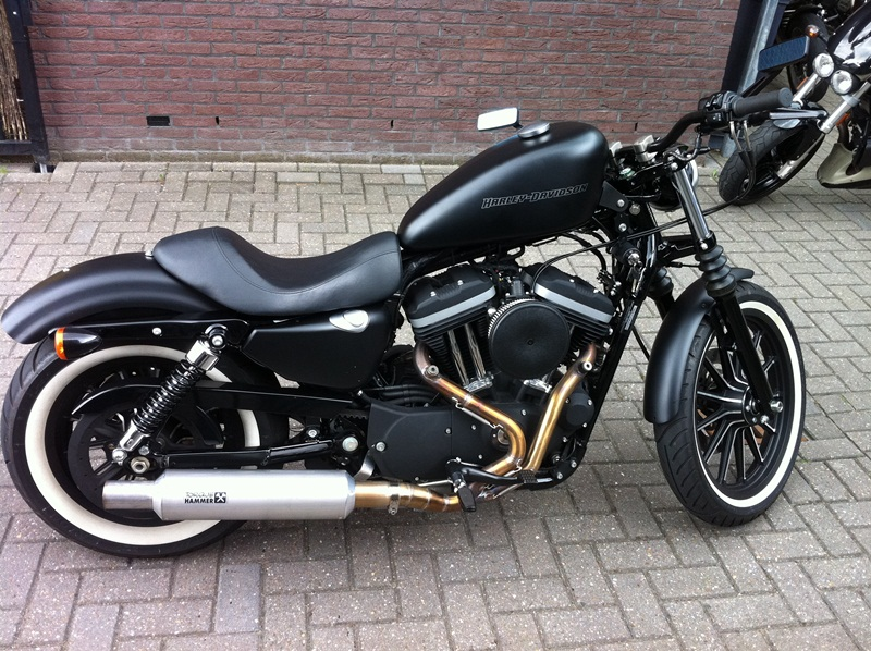 twin motorcycles