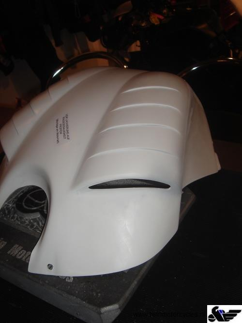Airbox cover N design for all Buell XB models | Twin