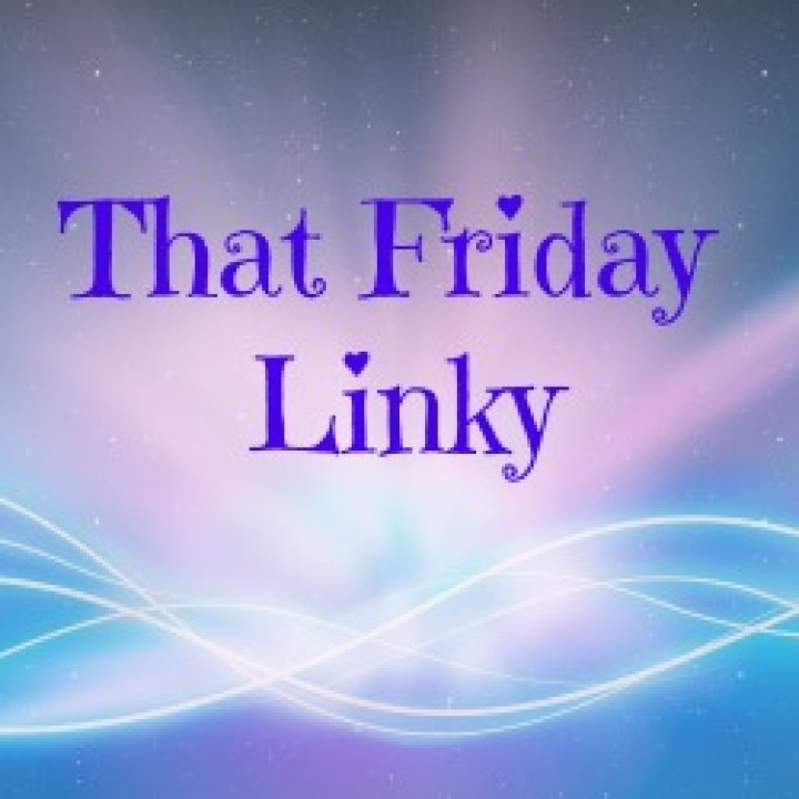 #ThatFridayLinky badge