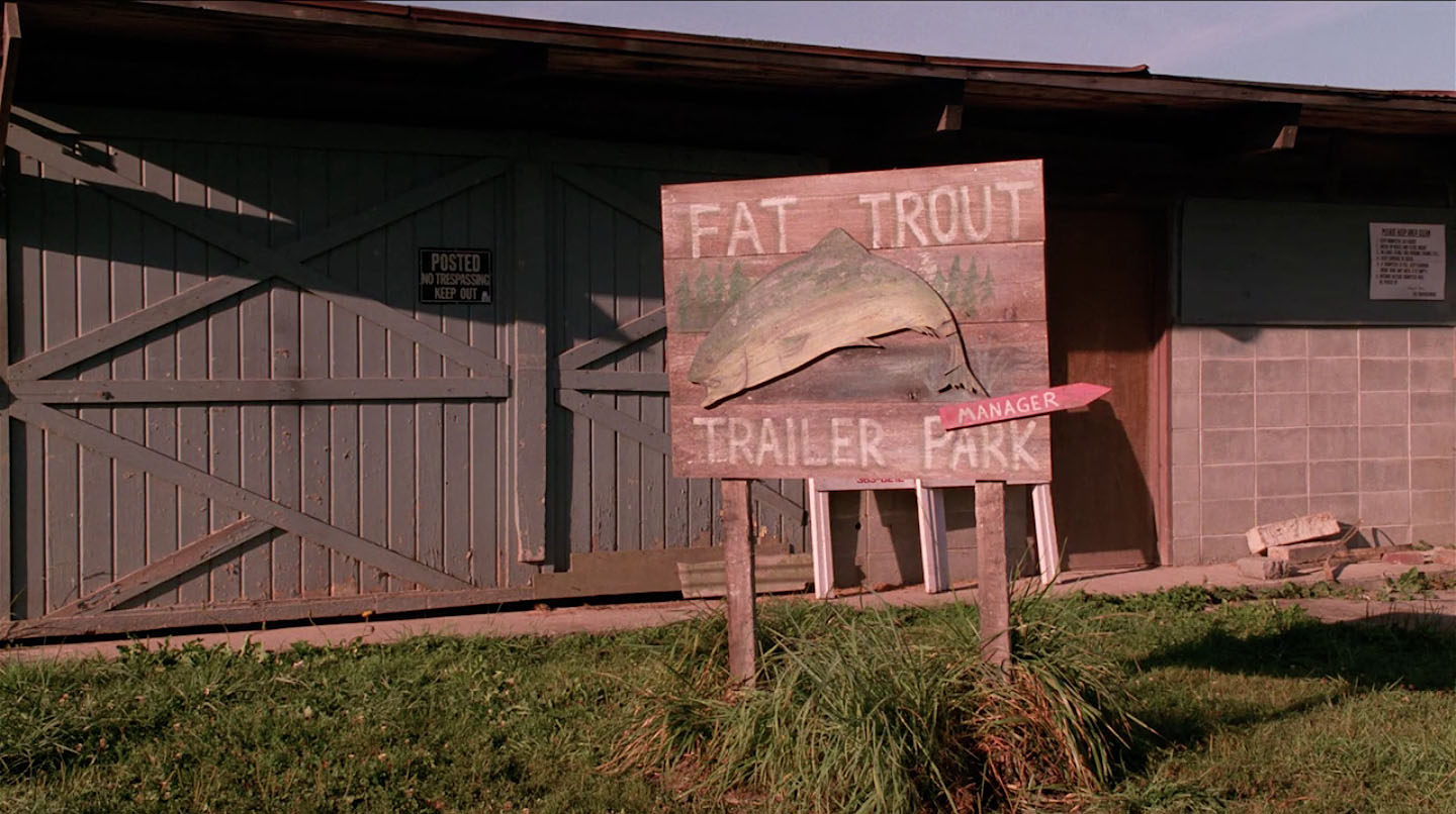 Fat Trout Trailer Park from Twin Peaks – Fire Walk With Me