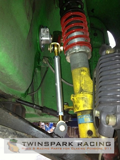 FDL6980 6765933 Pair Front Stabiliser Anti Roll Bar Drop Links for BMW 1 Series E87 D2P FDL6979 2003-2012
