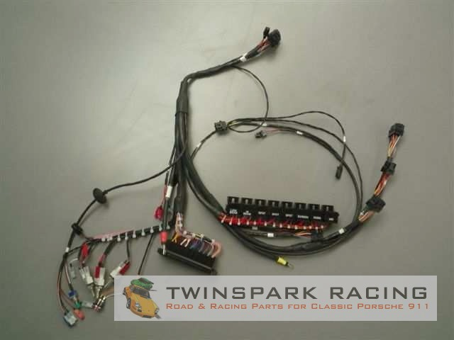 Replacement Porsche 911 Wiring Loom - TwinSpark RacingTwinSpark Racing