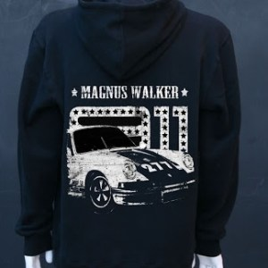 Magnus Walker Urban Outlaw '911' Hoodie-0