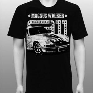 Magnus Walker Urban Outlaw '911' T-Shirt in Black-0