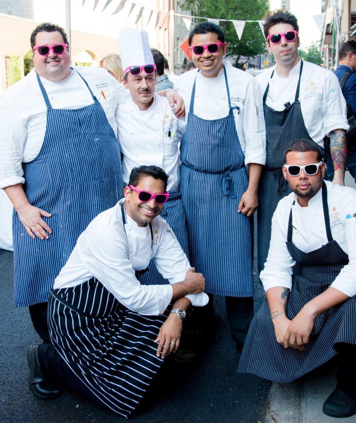 Culinary Team sunglasses