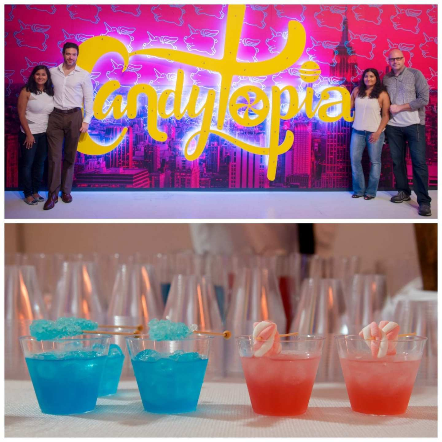 Candytopia Drinks