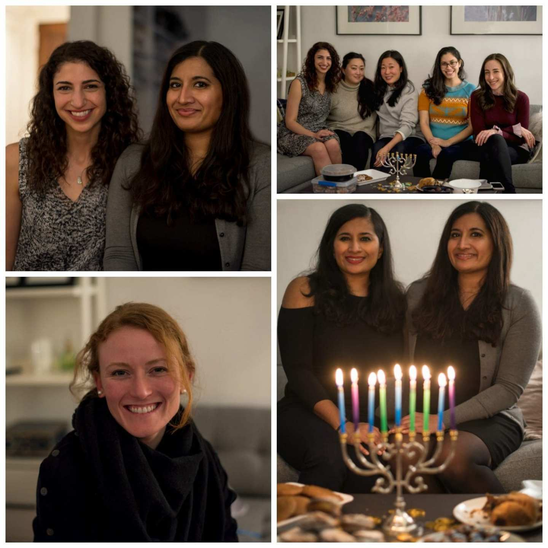 People Hanukkah
