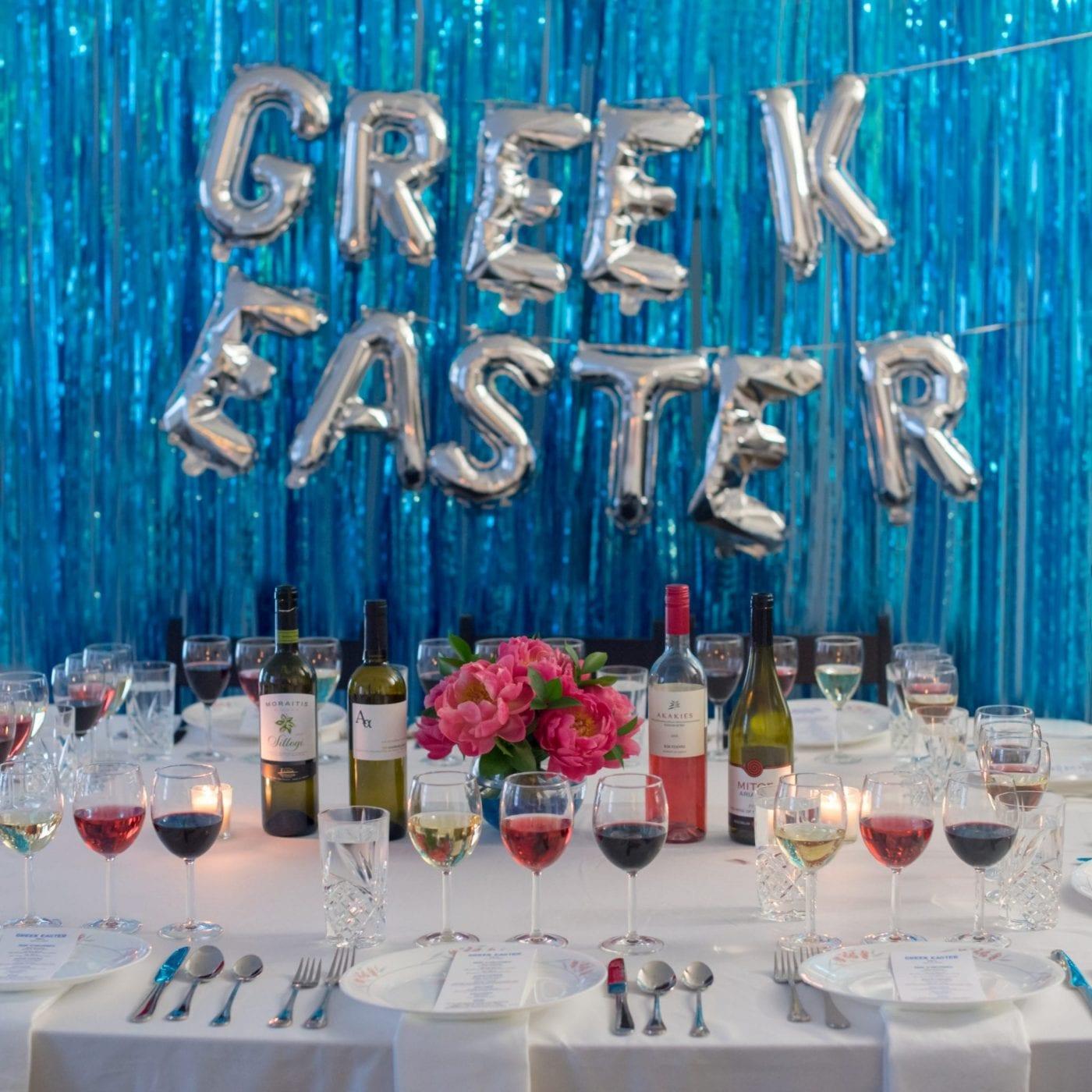 Big Fat Greek Easter - Twinspirational