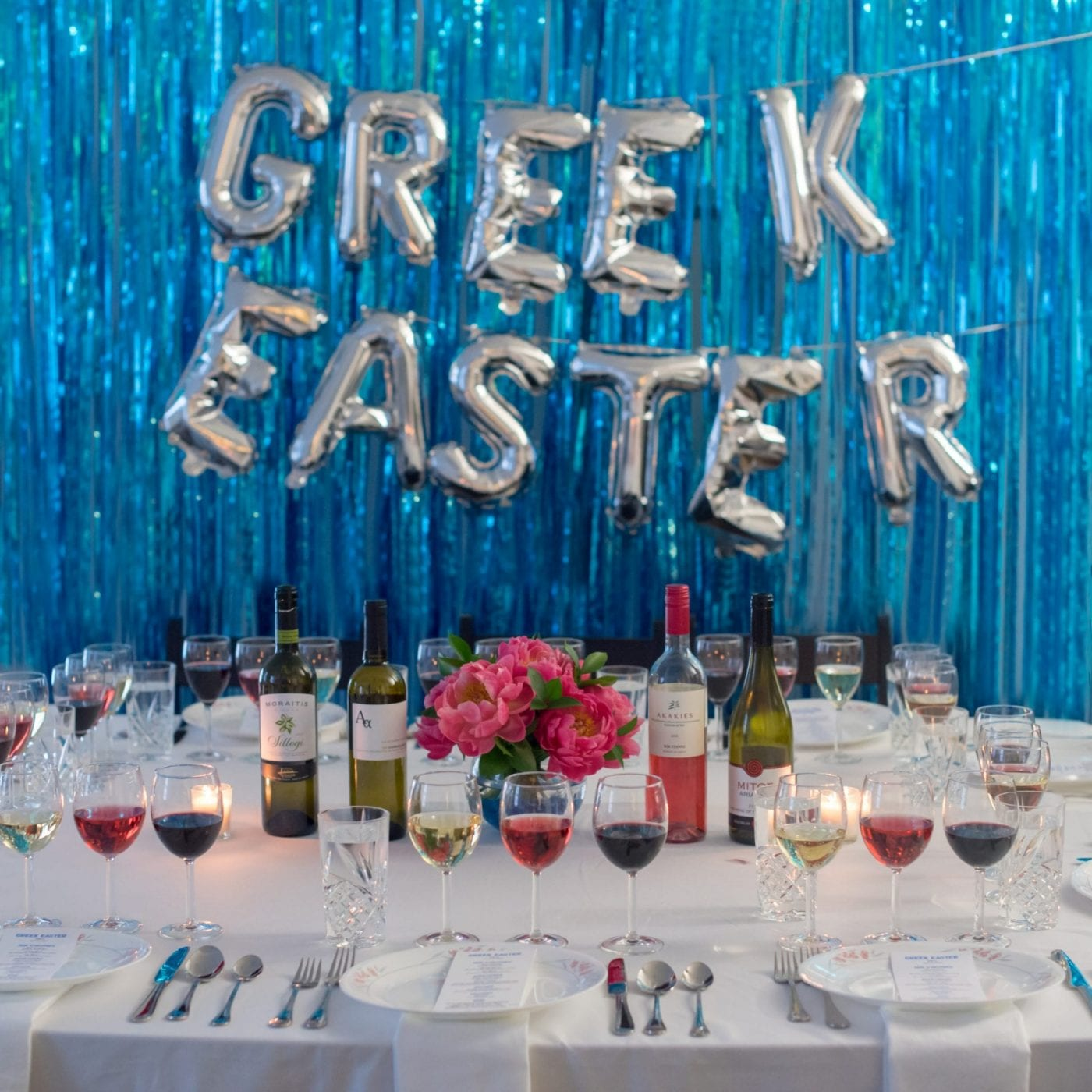 Big Fat Greek Easter
