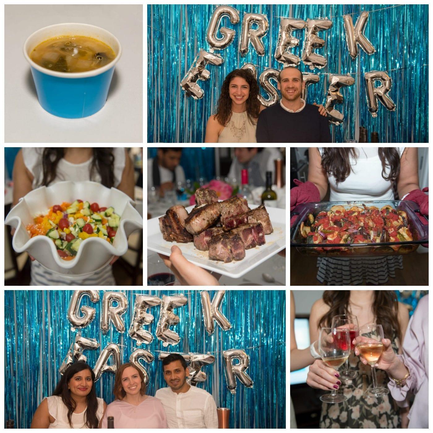 Greek Easter Food