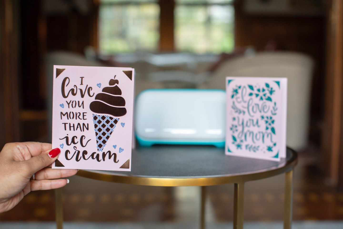 Cricut Joy Cards