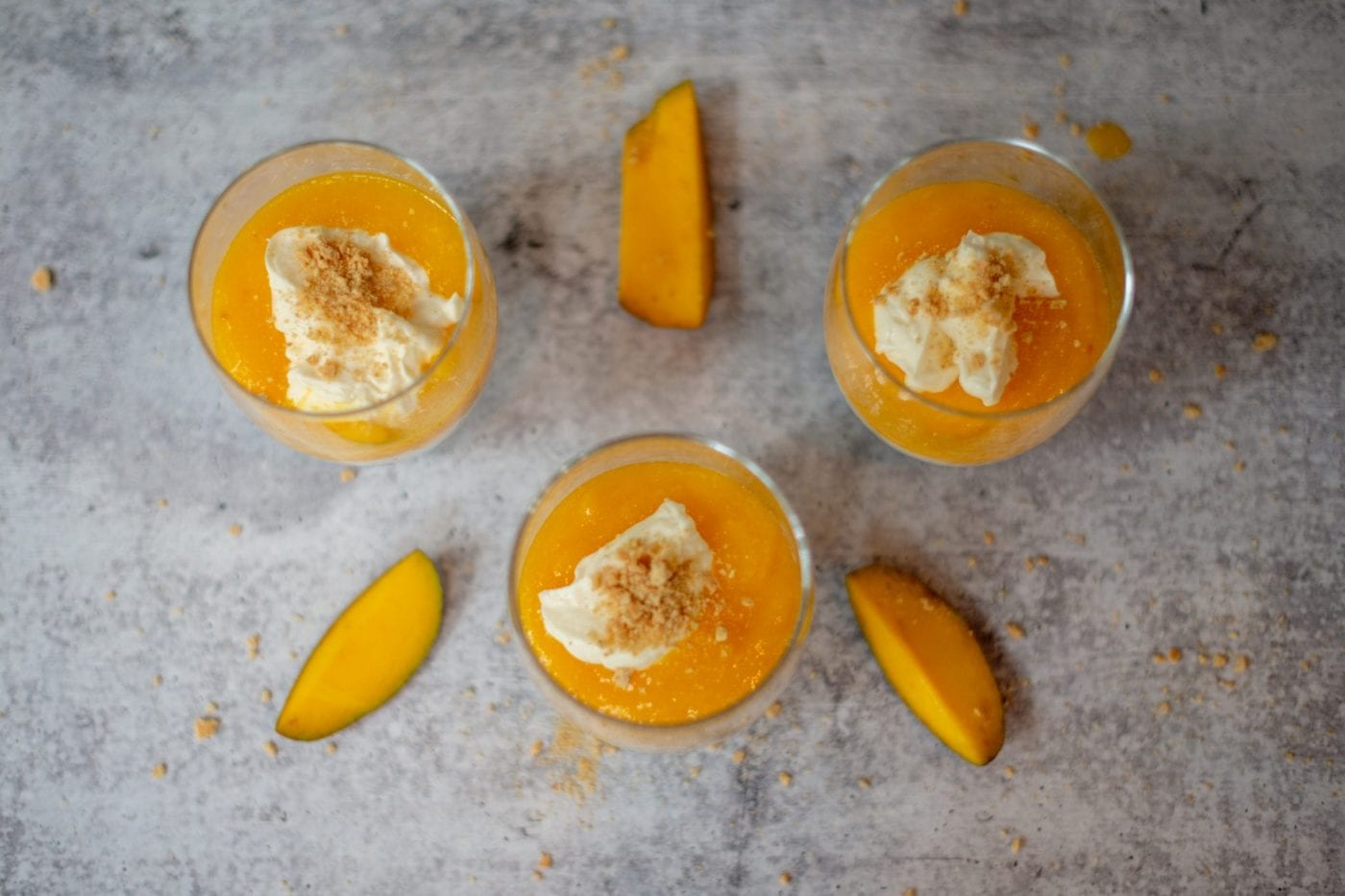 mango cheesecake parfait recipe
