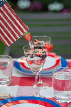 July 4th Party in the U.S.A.