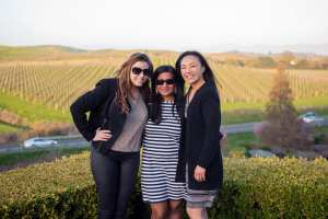 Wine Tasting Girls Trip in Carneros